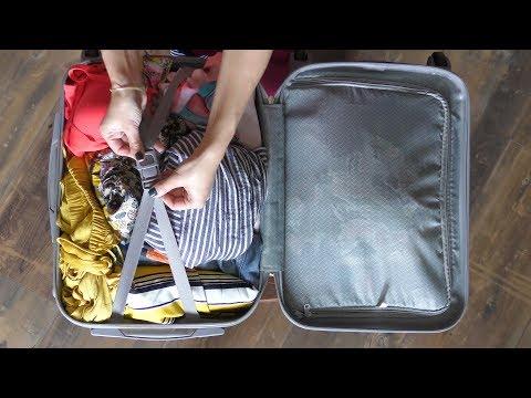 Лайфхак: Как собрать чемодан в отпуск