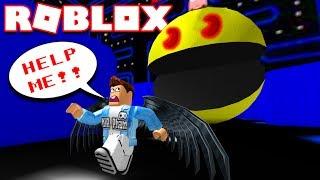 Roblox | PACMAN ĐÃ NỔI ĐIÊN CHẠY MAU - PacBLOX PacMan | KiA Phạm