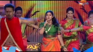 Dance Performance By Rinku Rajguru At Uncha Maza Zoka Awards 2016