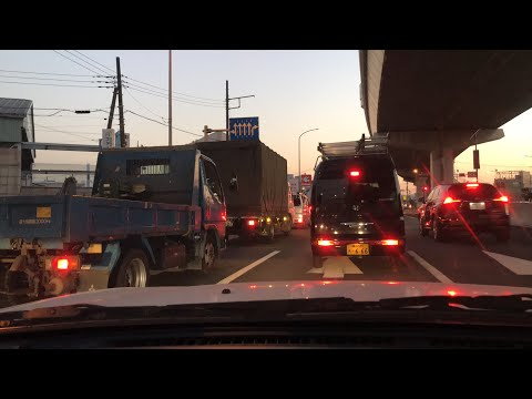 Evening Drive through TOKYO (LIVE STREAM)