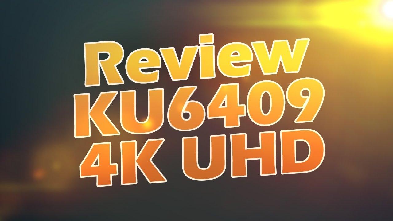 Samsung UE65KU6409 Ab 1.360,00 U20ac | Preisvergleich Bei Idealo.de