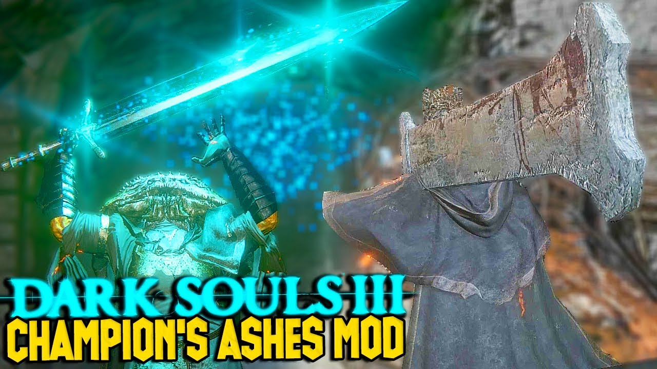 Download The NEW Smough's Hammer Is Exactly What It Should Have Always Been   DS3 Champion's Ashes Part 11