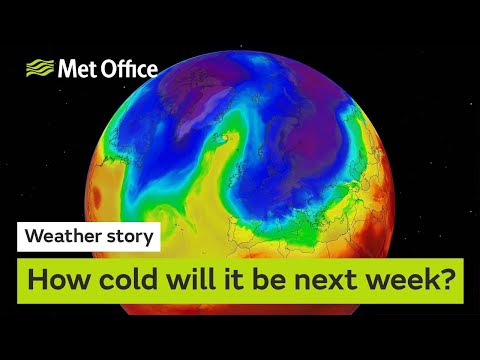 How Cold Will It Be Next Week And Where Will It Snow?