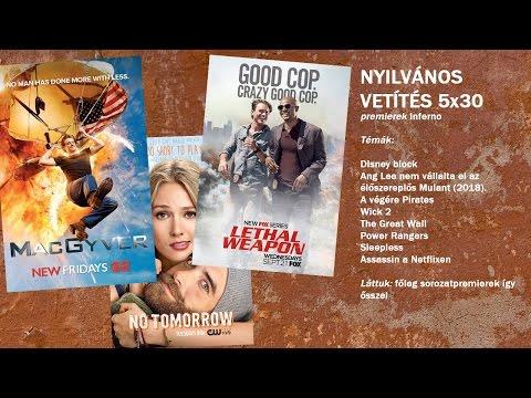 Nyilvános vetítés 530: Jó trailerek és tévézés