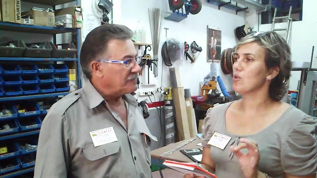 limpieza de aluminio carpinteria metlica clemper puerto de sagunto oscomarcal youtube