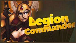 Легион Командер\Legion Commander в Angel Arena Black Star Dota 2 Reborn
