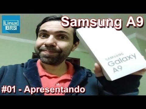 Samsung Galaxy A9 - Apresentando Especificações