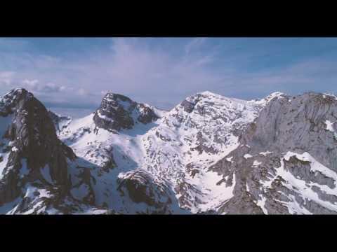 Amazing Montenegro Mountains / Kučke planine - 4K
