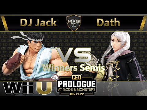 TGL|DJ Jack (Ryu) vs. Dath (Robin) - Winners Semis - CEO Prologue