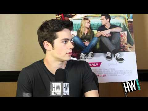 Dylan O'Brien 'The First Time' - Exclusive Interview