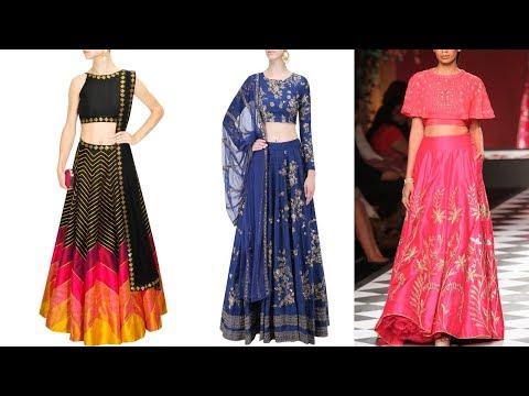 Indian Bridal Lehenga Designs  Part 21