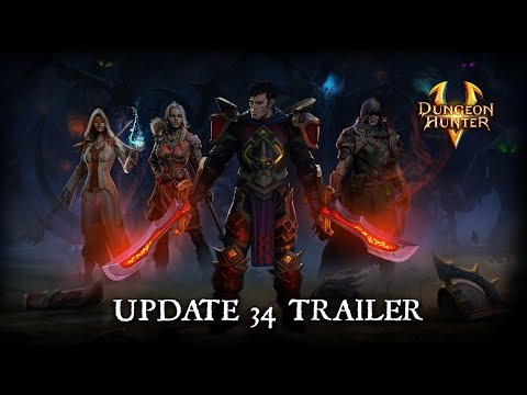 Dungeon Hunter 5 - Update 34 Trailer