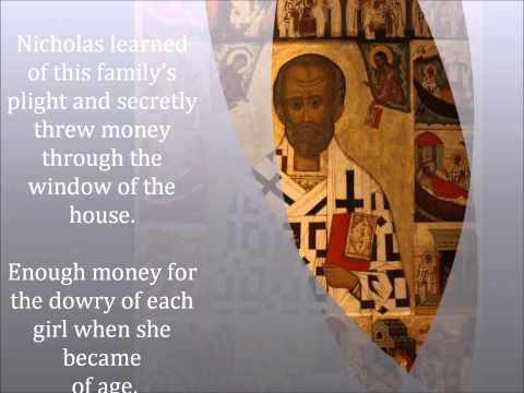 The Lives of the Saints: Saint Nicholas the Wonderworker