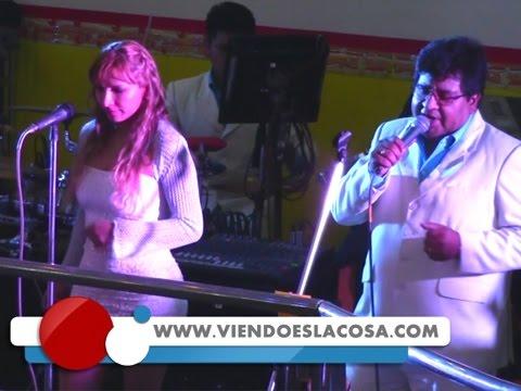 VIDEO: TROPICANA CALIENTE - Por Primera Vez (Vico Laura) - Mix Cumbias Del Recuerdo - En Vivo