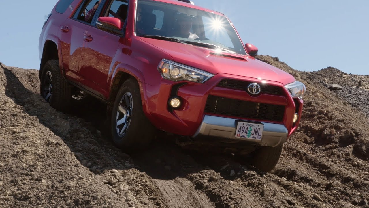 Toyota 4Runner Off Road >> 2017 Toyota 4runner Trd Off Road Premium Review