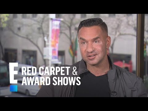Mike Sorrentino Reveals He's Been Sober for Nearly 18 Months | E! Live from the Red Carpet