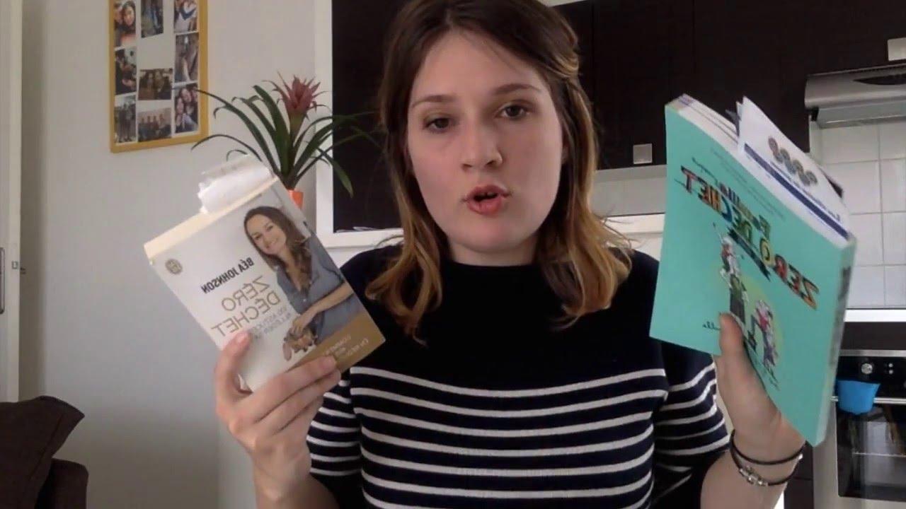 Livres Sur Le Zd I Bea Johnson Et Famille Zero Dechet