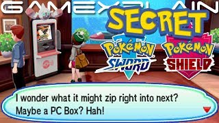 Pokémon Ultra Sun & Ultra Moon Teased a Sword & Shield Feature Years Ago! (Secret)