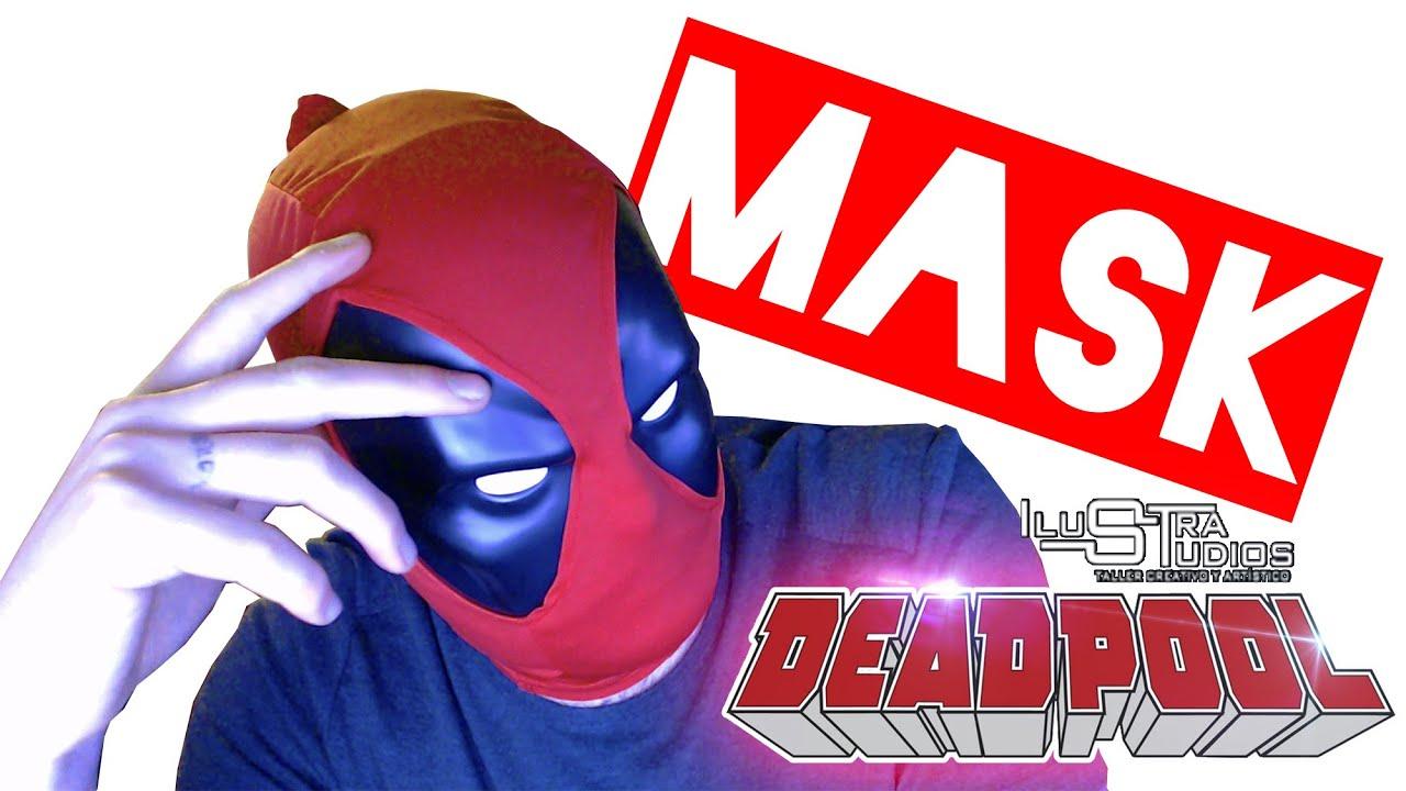 Deadpool Mask Pattern 49776 Usbdata