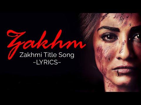 Zakhm - Türkçe Altyazılı | Zakhmi Title Song Lyrics | VB On The Web | Vikram Bhatt