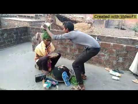 Chumawan of Bhojpuri boys