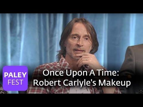 Once Upon A Time - Robert Carlyle's Makeup Process