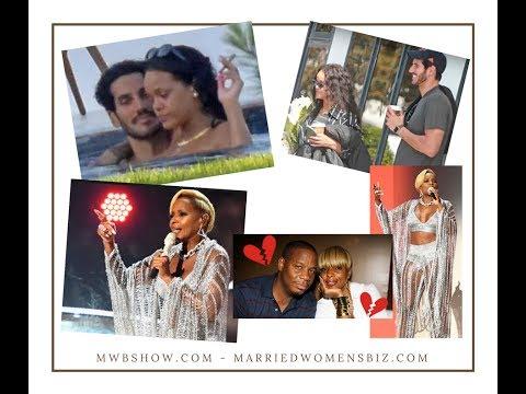 MWB: Rihanna & Mary J Blige: Marry a Billionaire or Marry the Help?