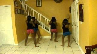 fam crew girls dancing laisse parler les gens