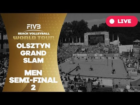 Olsztyn Grand Slam - Men Semi Final 2 - Beach Volleyball World Tour