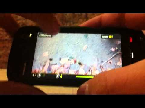 Breakdesign That Roach Game SEA on Nokia 5800 XpressMusic [With download s60v5]