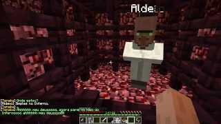 Dead City #2 Aldeia Do Inferno! - Mapa dos Inscritos - Minecraft