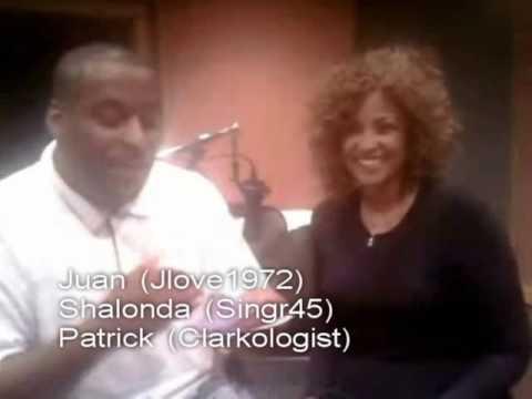 Larry Clark interviews Dorinda Clark-Cole Part 1