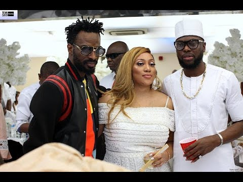 9ICE PERFORMS LIVE @ MR WHIITE'S ALL WHITE PARTY IN LONDON