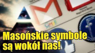 Masońska symbolika ukryta w popularnych portalach i aplikacjach!