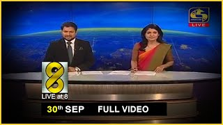 Live at 8 News –  2020.09.30 Thumbnail