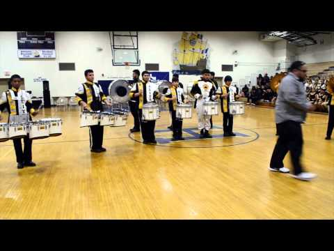 HHS BOTB 2015 Houston Elite High School Drumline