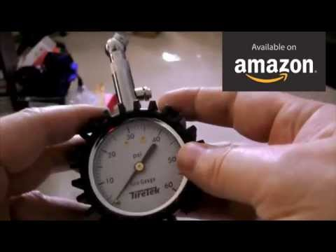TireTek Premium Tire Pressure Gauge Review