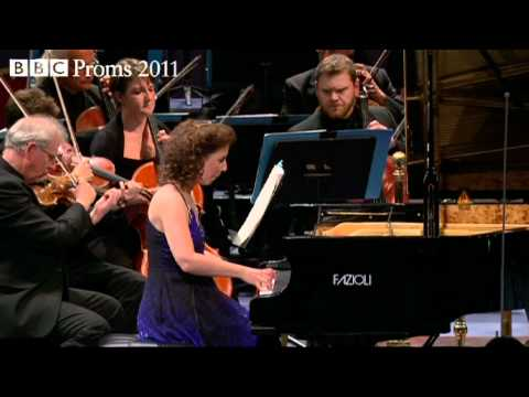BBC Proms 2011: Schumann - Introduction and Concert Allegro, Op. 134