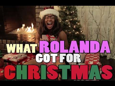 WHAT I GOT FOR CHRISTMAS ft. RICHARD and ROLANDA