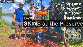OTB Tour Series Skins #2 | F9 | Jones, Barsby, Keith, Conrad