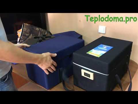 Видеообзор сумок холодильников, сумок термосов от компании АСТ  Красноярск