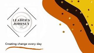Leader's Journey 365: Economic and Social Capital