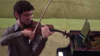 Paganini: Caprice n° 24 - Pedro Barreto