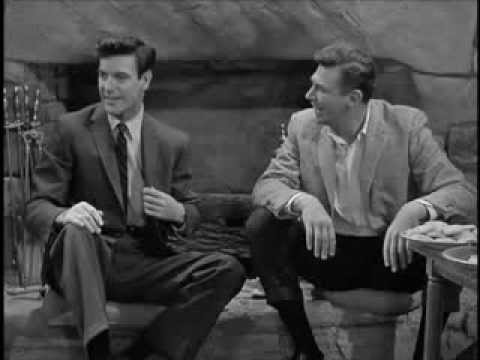 James Best and Andy Griffith play