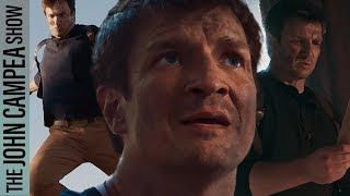 Nathan Fillion's UNCHARTED Fan Film Is Amazing - The John Campea Show