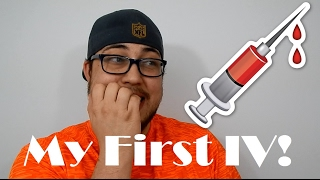 my first iv start story time
