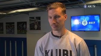 HJK TV: Juha Pirinen