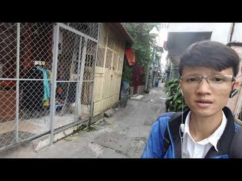 Video nhà bán quận Tân Phú, Mặt tiền đường Trần Thủ Độ, phường Phú Thạnh, gân Trường tiểu học Võ Thị Sáu