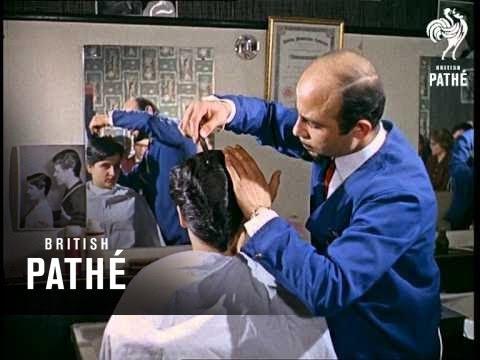 Twist Hairstyles  1962