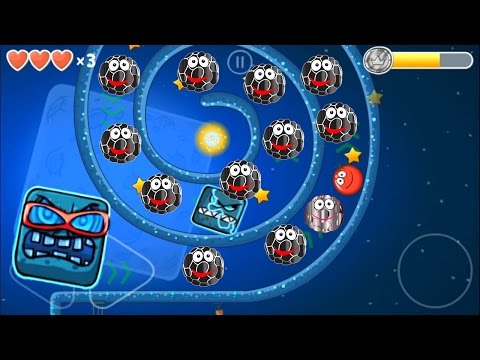 Red ball 4 Volume 4: Black Bilberry Complete game walk-through with BOSSES killed